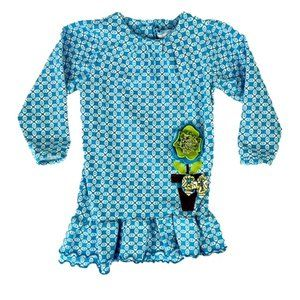 Molly & Millie Blue Tunic / Dress Size 4T